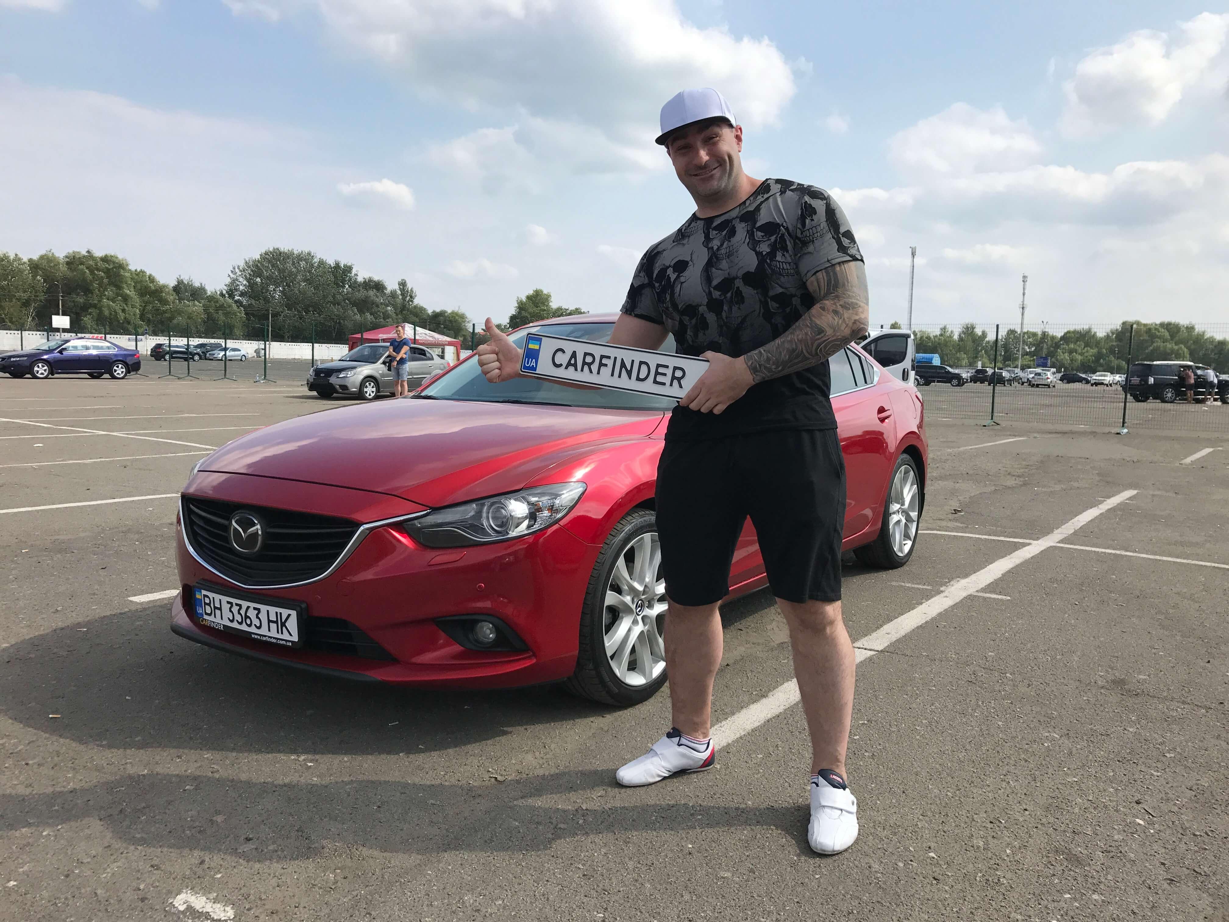 Отзыв клиента или как купить Mazda 6