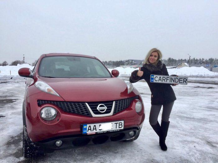 отзыв о подборе Nissan JUKE