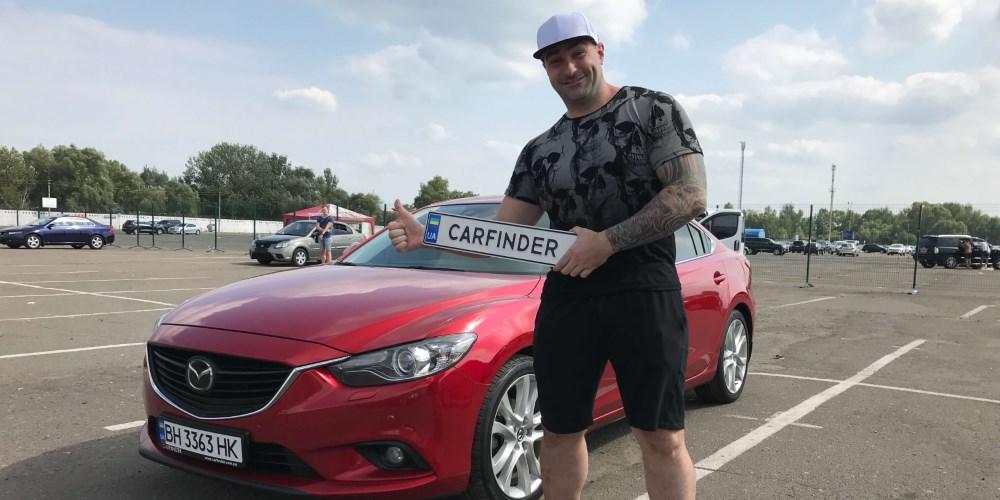 Відгук клієнта або як купити Mazda 6