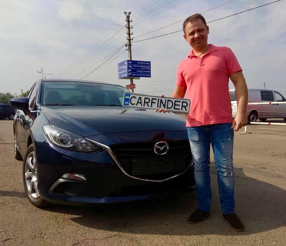 Подбор авто Mazda3