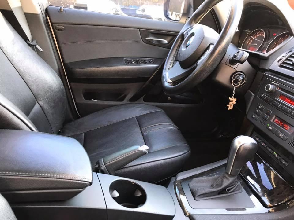 BMW салон