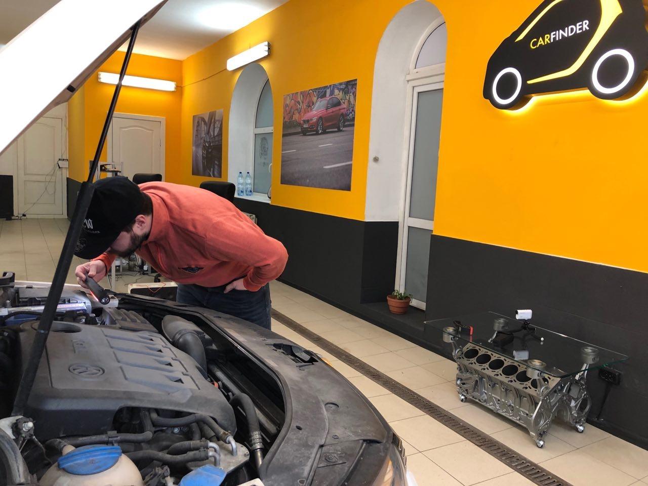 CHECK-POINT - экспертный осмотр авто