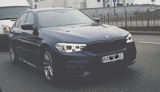 BMW 520d 2017 M-technic