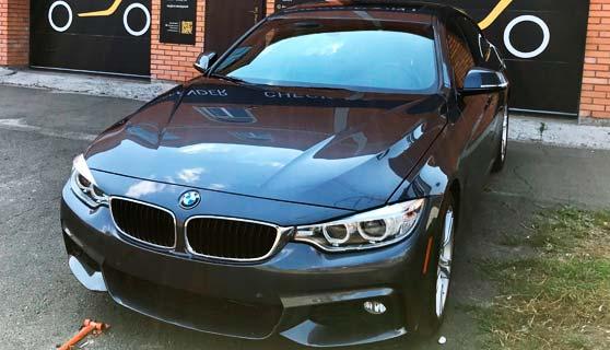 BMW с Америки - фото