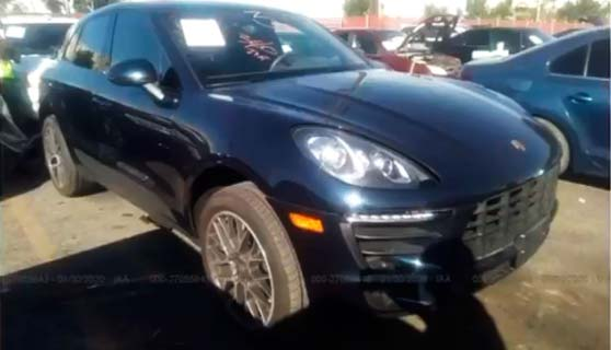 Porsche Macan S - фото