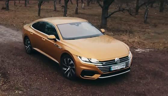 Volkswagen Arteon - фото