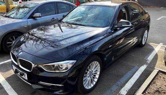 BMW 320D XDrive - фото