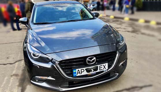 Mazda 3 CarFinder - фото