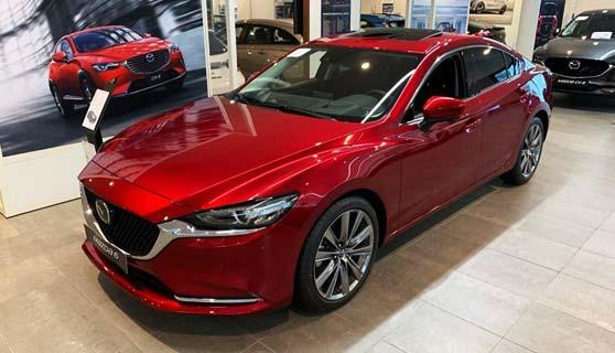 Mazda 6 2019 CarFinder - фото